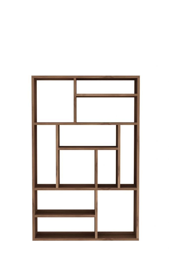 Six Sense Ieper Ethnicraft Teak M rack small